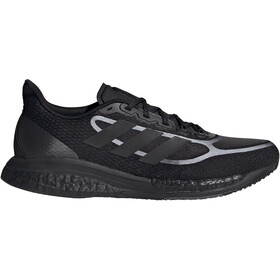 adidas Supernova + Shoes Men, core black/core black/iron metal